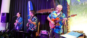 Calypso Kings Perth Band Performance